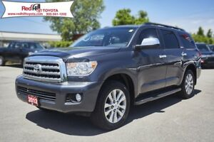 2012 Toyota Sequoia Limited 5.7L V8