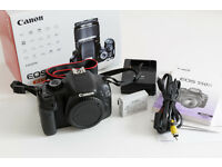 Canon EOS 550D DSLR camera body