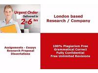 Dissertation / Essay / Assignment / Coursework / Tuition / Proposal / Writer / SPSS / Matlab help