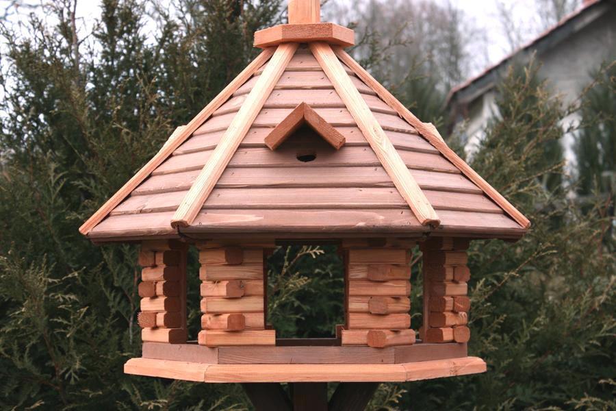 Vogelhäuser Mit Ständer VOGELHAUS Das Vogelhäuschen Mit