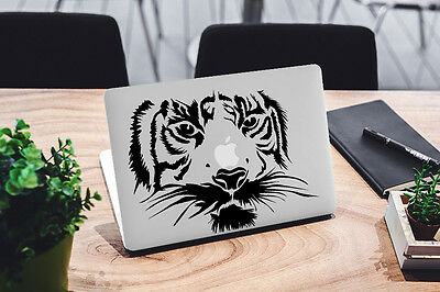 Tiger Sticker for Macbook Pro Decal Vinyl Air Mac 13 15 11 Laptop Skin Safari ()