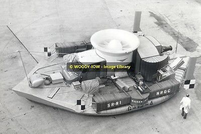 rp11504 - SRN 1 Hovercraft - photo 6x4