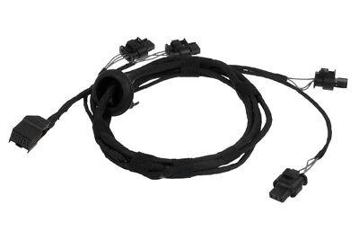 Original Kufatec Cable Loom Pdc Sensor Bumper Rear for Audi A6 4G A7 Q3 8U