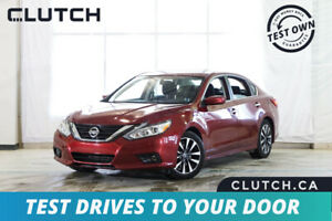 2016 Nissan Altima 2.5 SV Finance for $68 Weekly OAC