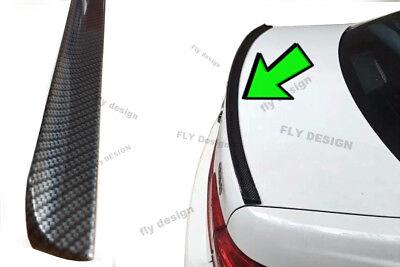 Mercedes Benz SL R230 CARBON abrisskante lippe Autospoiler karosserie apron heck