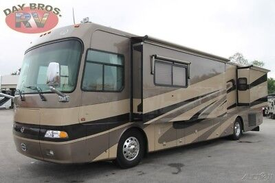 2005 Monaco Windsor 40PAQ Used RV Class A Motorhome Coach Diesel Pusher Cummins