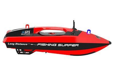 Fishing People Surfer - RTR RC Bait Release Boat with GPS