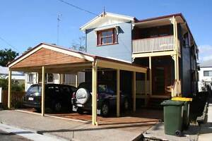 1/2 house for couple or single with own bathroom and internet Kelvin Grove Brisbane North West Preview