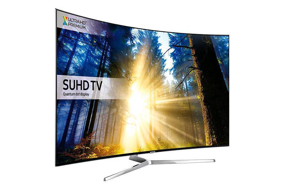 """Samsung Ue49ks9000 49""""Curve Quantum dot display SUHD. Brand new boxed complete can deliver ."""