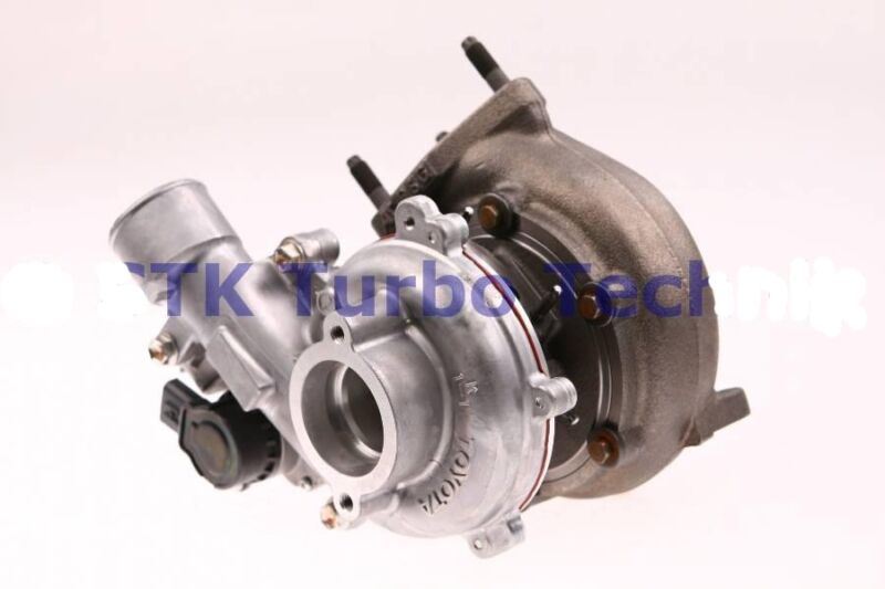 Toyota Hilux / Fortuner 3.0 D4D Turbocharger service exchange