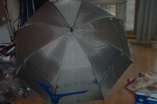 "BRAND New Mizuno golf - Staff    55"" Umbrella  grey"