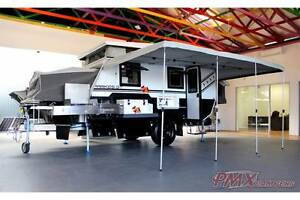 The all new Parkes GT Caravan is now on display at PMX Campers Canning Vale Canning Area Preview