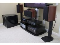 Bowers & Wilkins 805s Edition B&W **Mint & Stands**