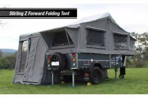 Bargain Hard Floor forward open Camper Trailer