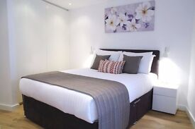 REFURBISHED 2 BED FLAT GREAT SIZE DOUBLES, 2 BATH/SHOWER LONDON BRIDGE £525pw