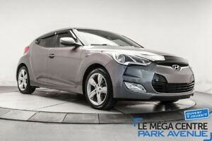 2015 Hyundai Veloster BLUETOOTH CAMERA BANCS CHAUFFANTS