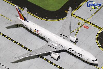 Gemini Jets 1 400 Scale Philippine Airlines Boeing 777 300Er Rp C7773 Gjpal1581