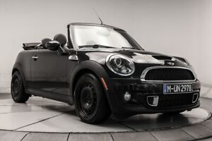 2012 MINI Cooper S HIGHGATE EDITION CONVERTIBLE MAGS CUIR