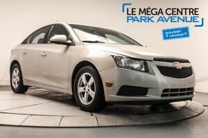 2014 Chevrolet Cruze 2LT CUIR,CAMERA, BLUETOOTH, BANCS CHAUF