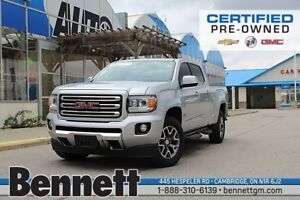 2015 GMC Canyon SLE-All Terrain, remote start, heated seats