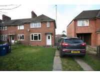 FULBOURN 3 BEDROOM END TERRACE HOUSE WITH LARGE GARDEN AND PARKING