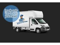 Man and Van with tail-lift for removals/courier - fully insured, based in W Sussex, deliver anywhere