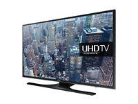"Samsung 55"" JU6400 6 Series Flat UHD 4K Smart LED TV with Freeview HD"