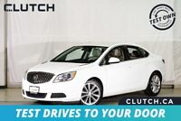 2017 Buick Verano Convenience w/ Leather,Backup Cam,Heated Seats