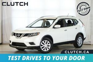 2015 Nissan Rogue S Finance for $62 Weekly OAC