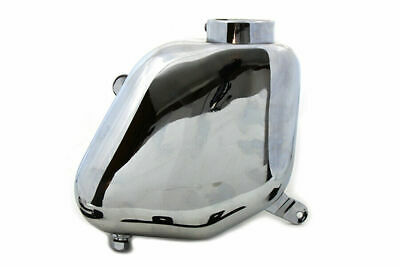 Oil Tank Chrome for Harley Davidson by V-Twin