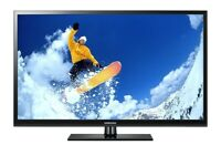Samsung 43 inch Slim HD TV, Freeview built in, 2 x HDMI + USB, May Deliver Locally