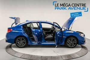 2017 Subaru WRX SPORT-TECH AWD CUIR,  TOIT, NAV*35000KM*