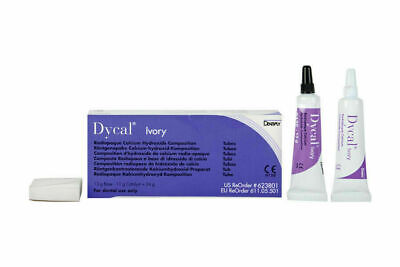 Dycal Ivory Dentin Radiopaque Calcium Hydroxide Dental Pulp Capping Exp 2023