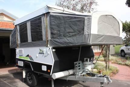 2013 JAYCO SWIFT OUTBACK CAMPER TRAILER Mount Martha Mornington Peninsula Preview