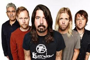 Foo Fighters Tickets - Cheaper Seats Than Other Ticket Sites, And We Are Canadian Owned!