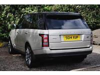 Land Rover Range Rover SDV8 AUTOBIOGRAPHY (gold) 2014-03-22