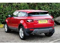 Land Rover Range Rover Evoque TD4 PURE TECH (red) 2012-03-30