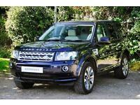 Land Rover Freelander SD4 METROPOLIS (blue) 2014-07-03