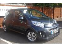 CITROEN C1 1.0 Platinum Carlinite Grey Auto (carlinite grey metallic) 2014