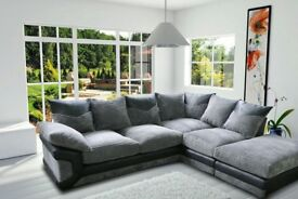 BRAND NEW SOFA UNIT CORNER OR 3 + 2 SEATER DIFFERENT COLOURS AVAILABLE