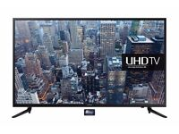 Samsung UE40JU6000 Smart 4k Ultra HD 40 Inch LED TV with Built-in WiFi and Freeview