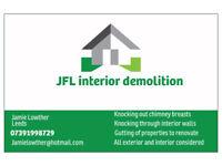 JFL Interior Demolition