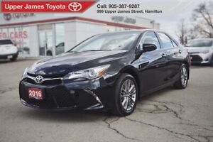 2016 Toyota Camry SE CAMRY SPORT UPGRAGE!!!
