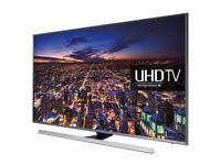 Samsung UE48JU7000 4K Ultra HD smart LED TV Twin Freeview HD & FreeSAT turners
