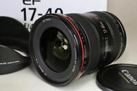 like new canon EF 17 40 L USM ultra wide angle lens