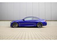 """BRAND NEW 19"""" INCH ALLOY WHEELS ALLOYS BMW M3 M4 BLACK E90 E92 E93 E60 F10 F25 F26 3 4 5 SERIES X1"""