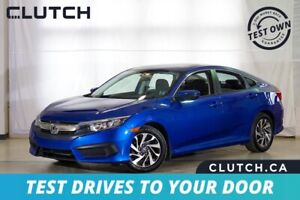 2016 Honda Civic EX $65 Weekly OAC
