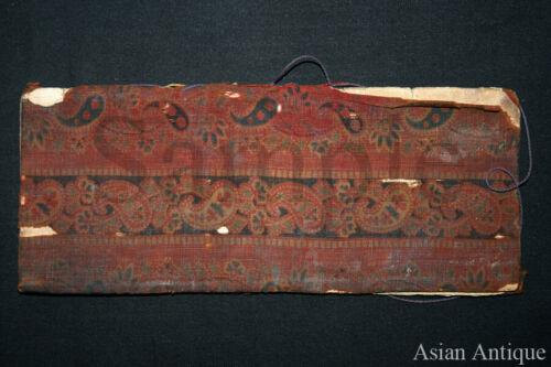 Mongolian Tibetan Buddhist Musical Notation Chanting Manuscript Sutras A3292