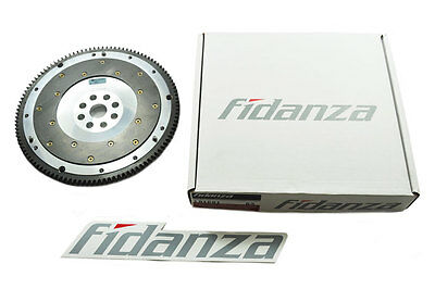 FIDANZA ALUMINUM FLYWHEEL fits ACURA INTEGRA CIVIC SI DEL SOL VTEC B16 B17 B18 Flywheel 1992 Acura Integra