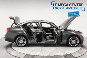 2015 BMW 3 Series 335i xDrive CUIR, TOIT, NAV, MAGS, BTH